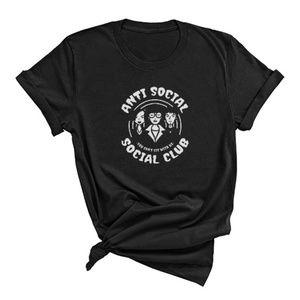 DARIA ANTI SOCIAL SOCIAL CLUB Tee